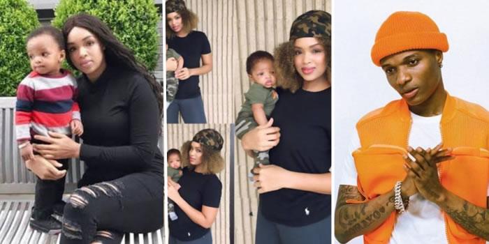 Wizkid's Second baby mama Binta Diallo talks about her new man