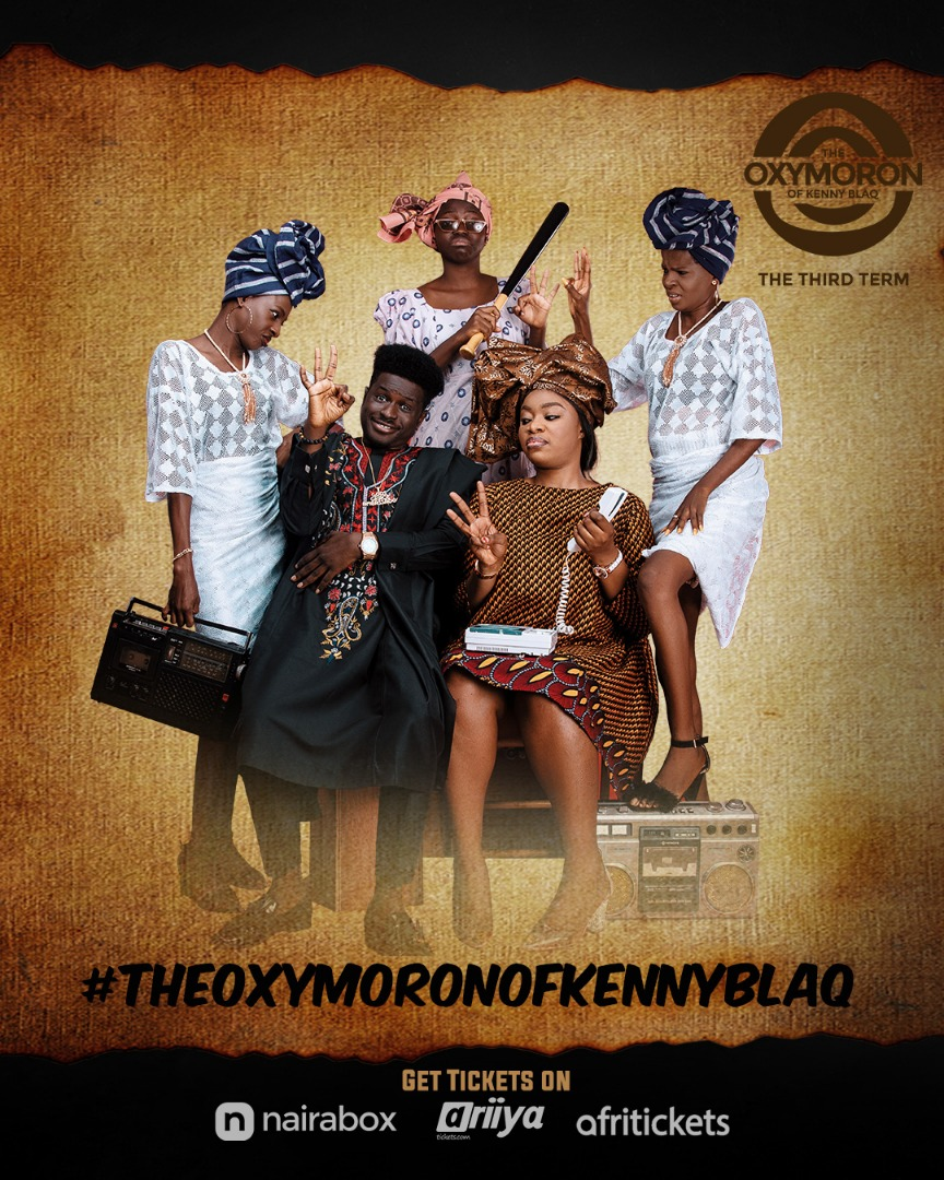 Kenny Blaq Announces Social Media Comedians To Thrill Fans At Oxymoron III
