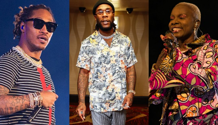 Burna Boy Features Angelique Kidjo, Future, YG And More On 'African Giant' Album