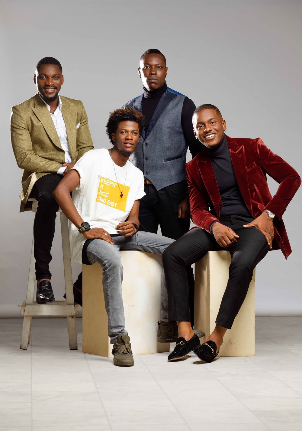 RMD, Funsho Adeolu, Tobi Bakre,More Veterans Join MTV Shuga Naija All-Star Cast