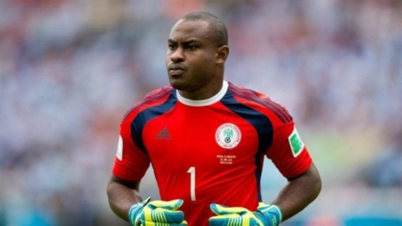 Transfer: Vincent Enyeama's New Club unveiled