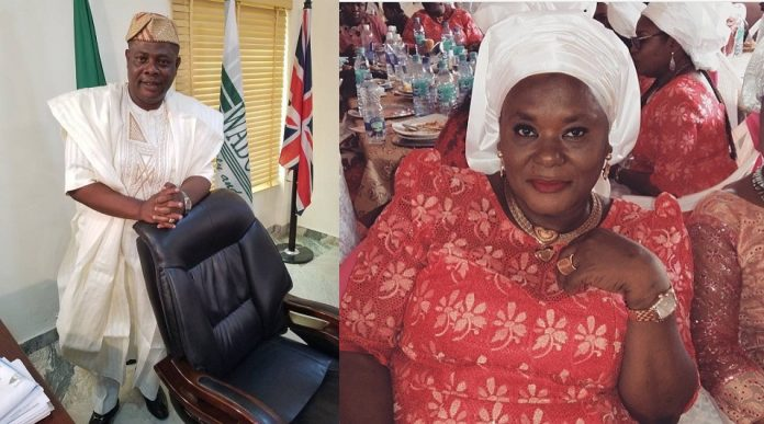 Nollywood Actor, Yinka Quadri unveils The Secret Behind His 30-Year Marriage