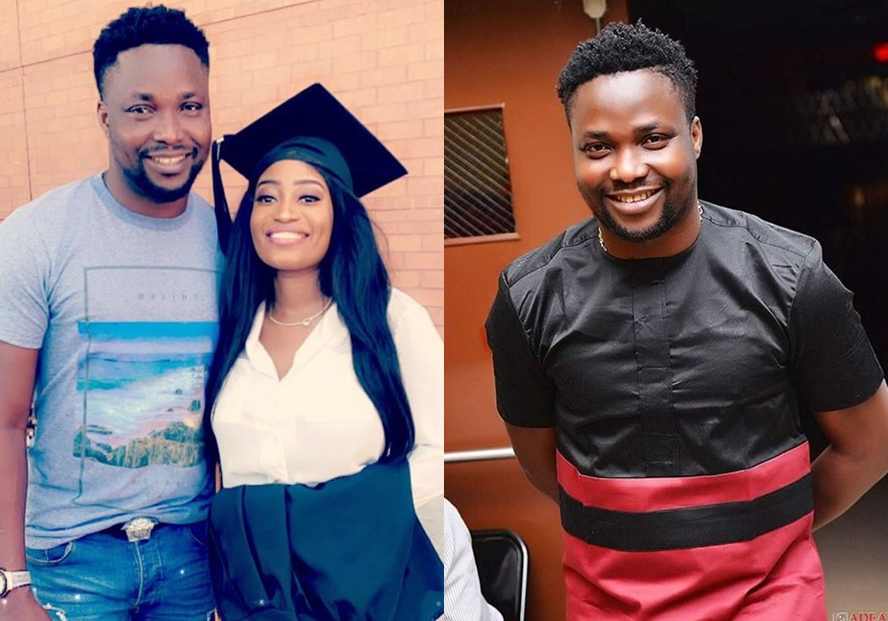Actor Soji Omobanke Celebrates Wife As She Becomes A Medical Doctor