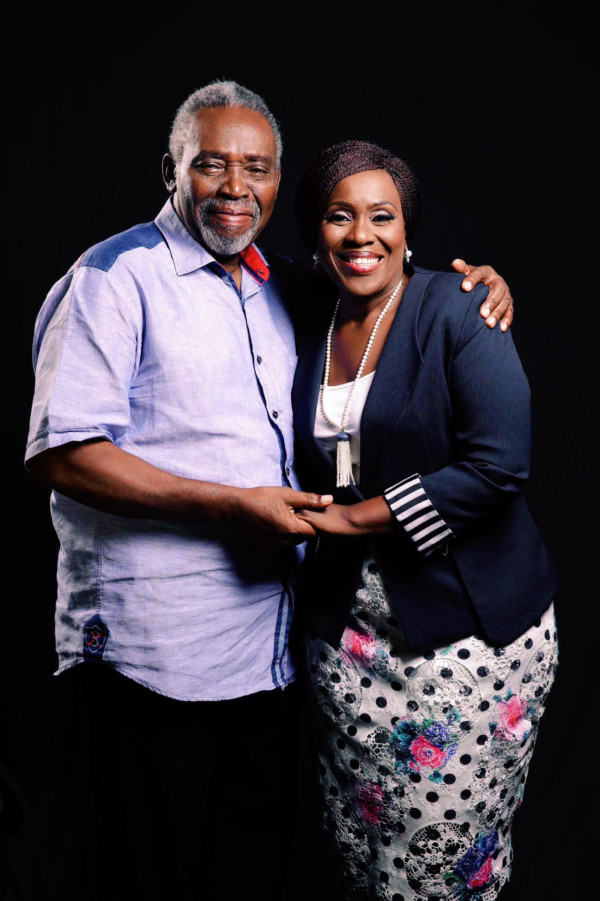 Image result for joke silva and Olu Jacobs