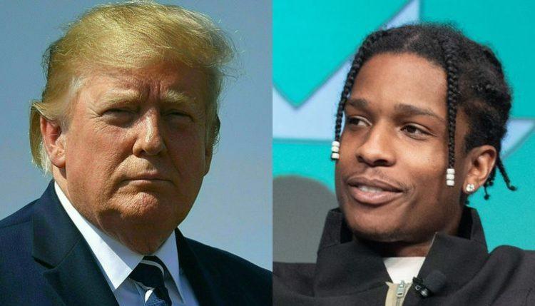 POTUS Announces A$Ap Rocky's Release, Rapper Appreciates Fans
