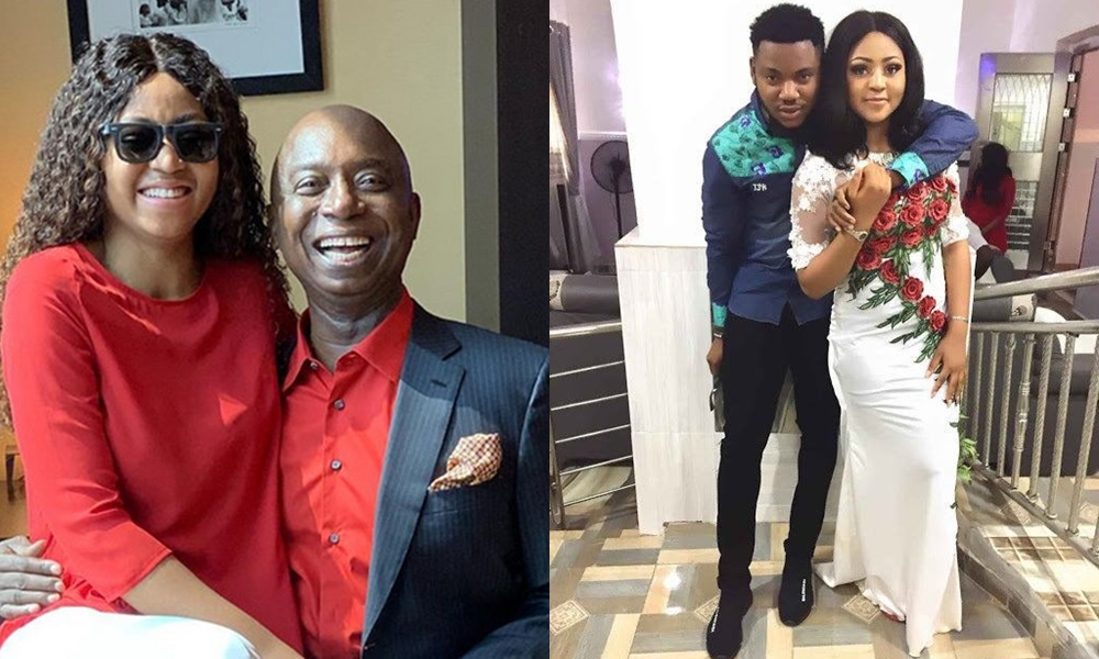 Image result for The True Story Between Ned Nwoko, Regina And I – Regina Daniel's Former Boyfriend, Somadina Opens Up