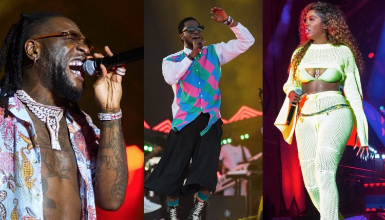 D'Banj, Tiwa Savage, Wizkid, Davido, More Shine At Afronation Festival In Portugal