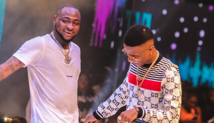 Davido And Wizkid Make Incredible Feat, Top Billboard's World Music Sales Chart