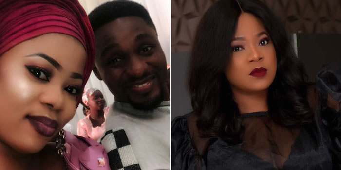 Image result for Actress Seyi Edun Under Fire Over Toyin Abraham's Estranged Husband