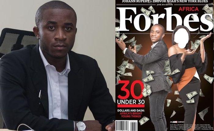 Invictus Obi: Nigerians Attack Forbes After FBI Arrests Supposed Business Mogul, Obinwanne Okeke