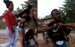 Trending Video: Three Female Friends Beat Up A Man Secretly Dating All Of Them