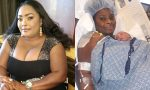 Nollywood Actress Ronke Odusanya Welcomes Her First Child
