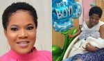 Toyin Abraham Reveals Her Baby's Name