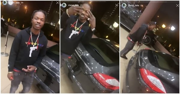 Naira Marley reportedly acquires Porsche Panamera (video)