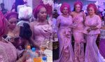 Actress Ayo Adesanya celebrates 50th birthday in Style (Photos)