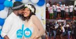 Toyin Abraham Celebrates Son's Naming Ceremony In Lagos (Photos)