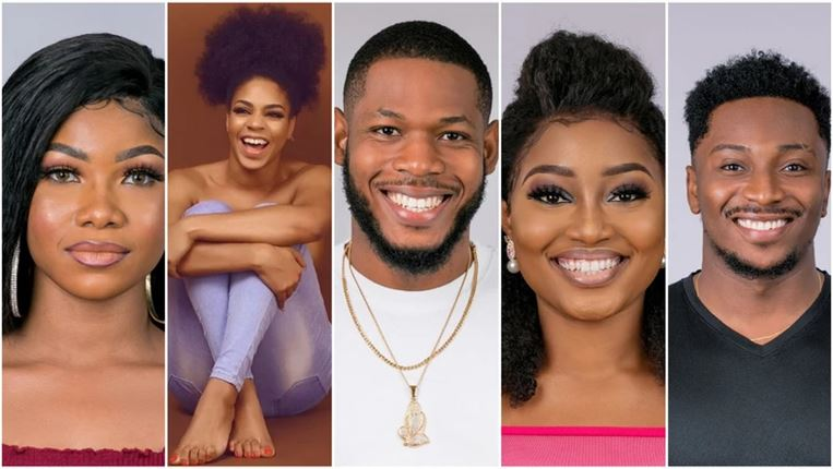 BBNaija: Tacha, Sir Dee, Venita, Frodd, Esther and Cindy Up For Possible Eviction