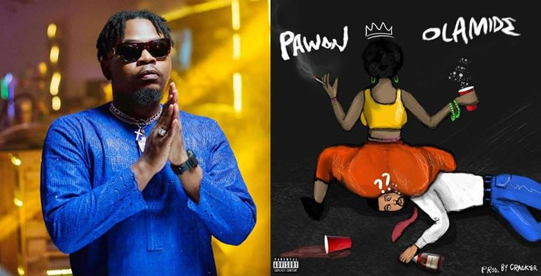 Olamide Launches 'Pawon' Dance Challenge For Fans