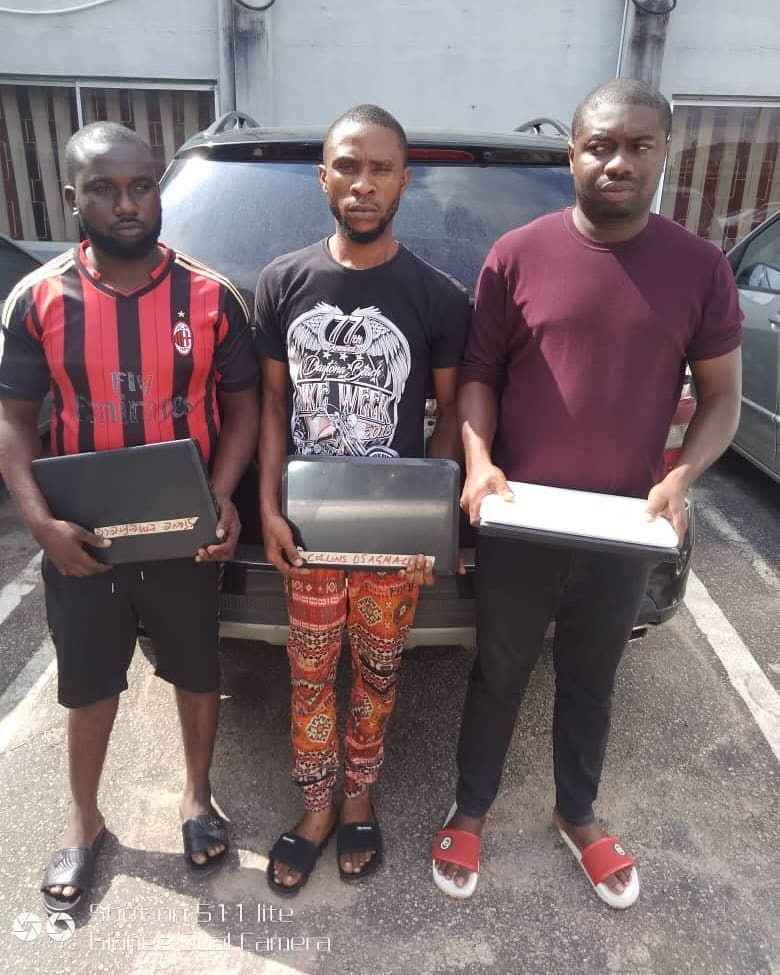 EFCC Arrests Cyber Criminal