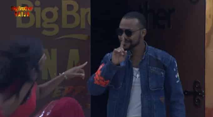 BBNaija 2019: New Housemate, Joe, alleged to be Khafi's Ex-boyfriend