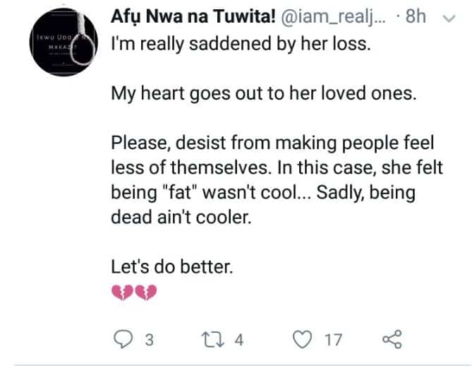 Nigerian woman allegedly dies while undergoing liposuction in Abuja