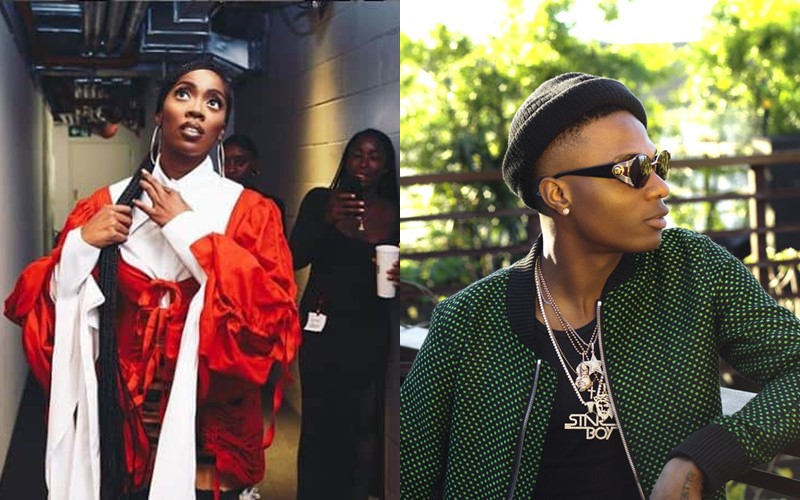 Image result for Tiwa Savage Opens Up On Relationship With Wizkid (Video)