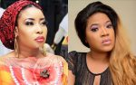 Lizzy Anjorin makes mockery of court papers sent to her from Toyin Abraham