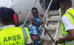Shatta Bandle arrives Nigeria (VIDEO)