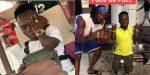 Ghanaian Richest Dwarf, Shatta Bandle Visits Paul Okoye In Nigeria