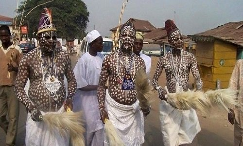 Oro Worshippers,  Muslims Community Exchange Words Over Festival In Oyo And Cause Tension