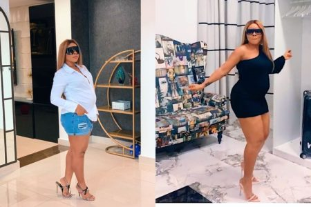 Image result for Pregnant Laura Ikeji To Welcome Baby Abroad