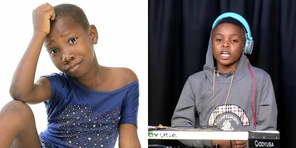 Image result for ENTERTAINMENT NEWS Six Richest Nigerian Children-Celebrities Net Worth
