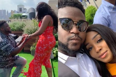 Image result for Davido's Elder Brother Adewale Adeleke Set To Tie The Knot With Fiancee