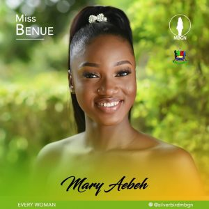 Miss Benue,Mary Aebeh