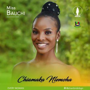 Miss Bauchi,Chiamaka Nlemoha