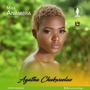 Miss Anambra,Agatha Chukwuelue