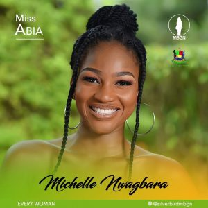 Miss Abia,Michelle Nwagabara