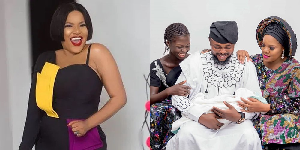 Image result for Toyin Abraham Celebrates Independence Day With Beautiful Family Portrait