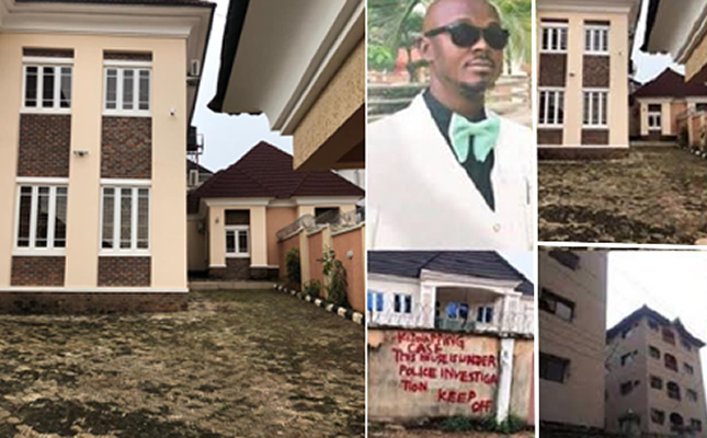 Image result for Federal Government Seize Kidnapper E-Money's 13 Mansions, 10 Cars