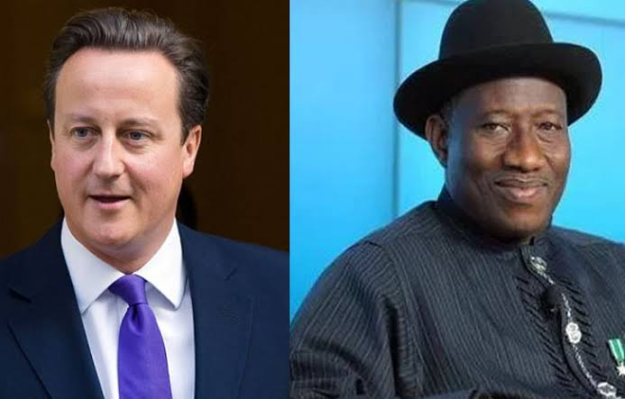 Image result for 'You Are A Liar' — Jonathan Fires Back At Former UK Prime Minister Over Claims On Chibok Girls