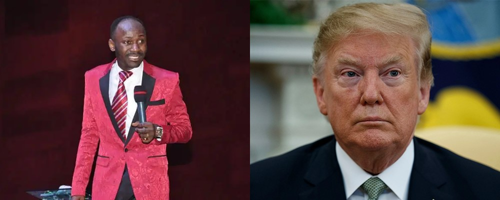 All Christians Should Pray For Donald Trump Apostle Suleman