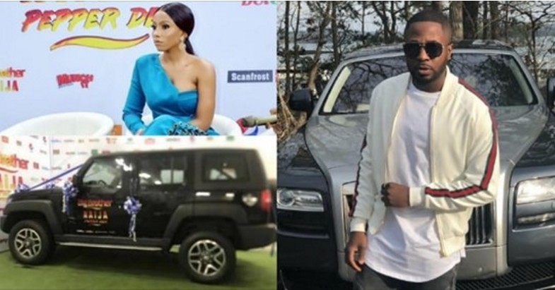 Tunde Ednut Mocks Bbnaija S Car Gift To Mercy Tunde ednut, ruggedman, do2dtun in throwback photo by lincoln275(m): tunde ednut mocks bbnaija s car gift to