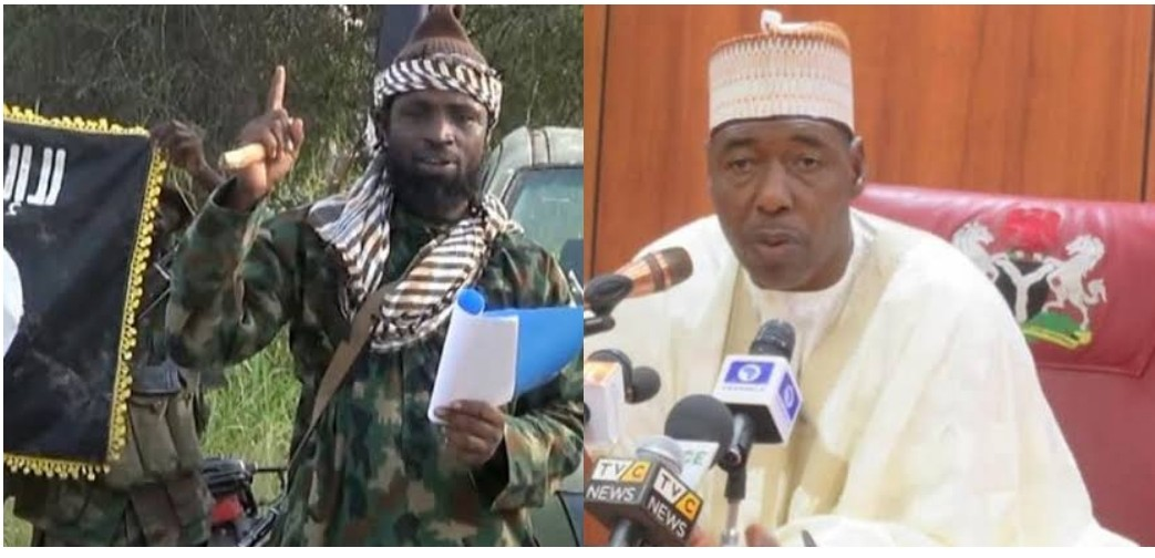 Image result for Repent And Seek God's Face – Boko Haram Leader, Abubakar Shekau Tells Borno Residents