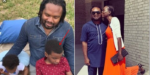 Cobhams Asuquo's Wife Opens Up About Son's Blindness (Video)