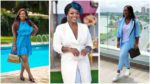 Baby bump video of heavily pregnant Jackie Appiah pops up