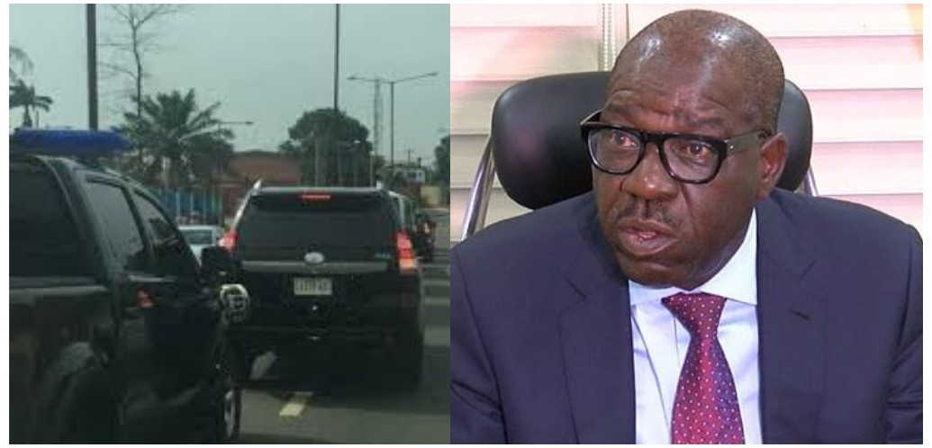 Image result for Seven persons killed in Governor Obaseki's convoy accident