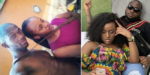 Nigerians React As Throwback Photo Of Chioma And Alleged Ex Surface Online