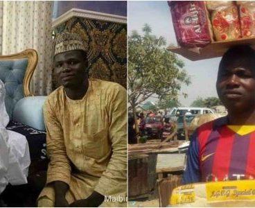 Bread Seller Who Was Appointed As SSA To Zamfara Governor, Vows To Continue His Trade (Photos)