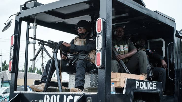 Police foil armed robbery attack on CBN office in Benin