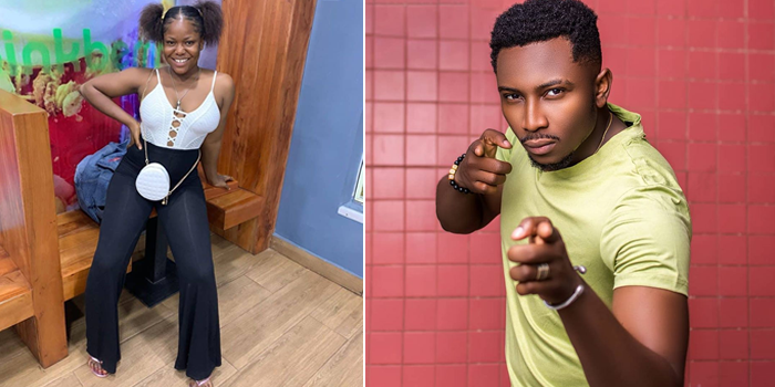 Lady who tore Sir Dee's cloth speaks up